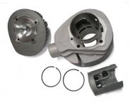 Cilindre MALOSSI PX alumini 210 cc amb culata