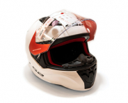 Casco LS2 model Rapid