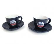 Juego tazas café Vespa