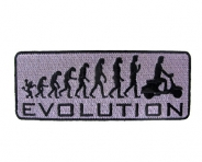 Parche Evolution Vespa