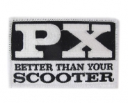 Parche PX better than your scooter