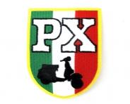 Parche emblema Vespa PX Italia